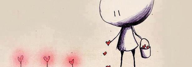 Så ett kärleksfrö