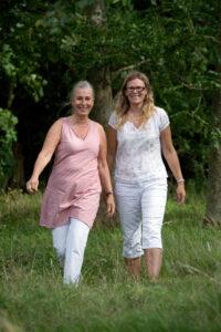 Stresshantering med Mette Bohlin och Eva Robild